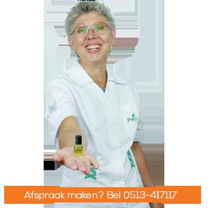 Medisch pedicure Judith Lenis